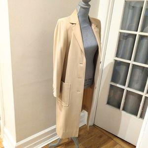 Vintage VALENTINO Boutique Roma light coat